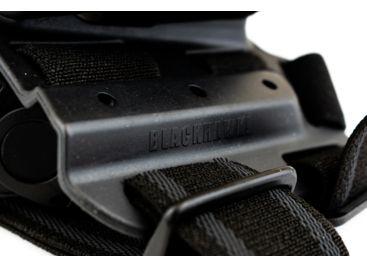 BlackHawk Epoch Level 3 Light Bearing Duty Holster 44E000BW