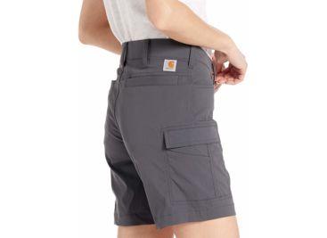 Carhartt Womens Straight Fit Force Madden Cargo Short