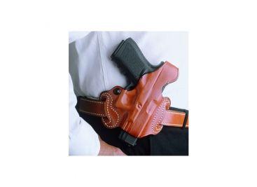 DeSantis Thumb Break Mini Slide Belt Holster for S&W M&P Shield M2 0 w/  Integrated Laser