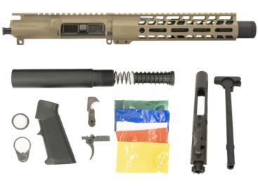 Ghost Firearms  300 Blackout Complete Upper Receiver w/Pistol Lower Parts  Kit