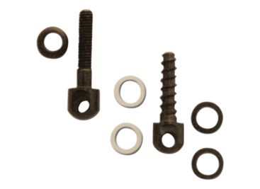 GrovTec US GT Small Parts Pack One 7/8 Inch Machine Screw Swivel Stud And  Nut One 3/4 Inch Wood Screw GTHM47