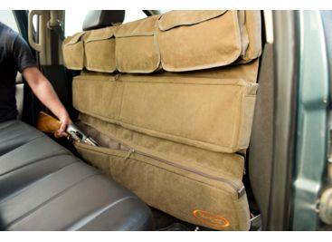 Truck Seat Organizer >> Mud River Truck Seat Organizer W Velcro Pockets