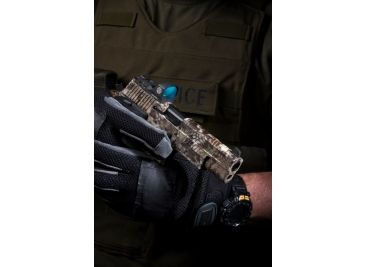 Sig Sauer Romeo1 1x30 Mini Reflex Sight, Handgun Mounting